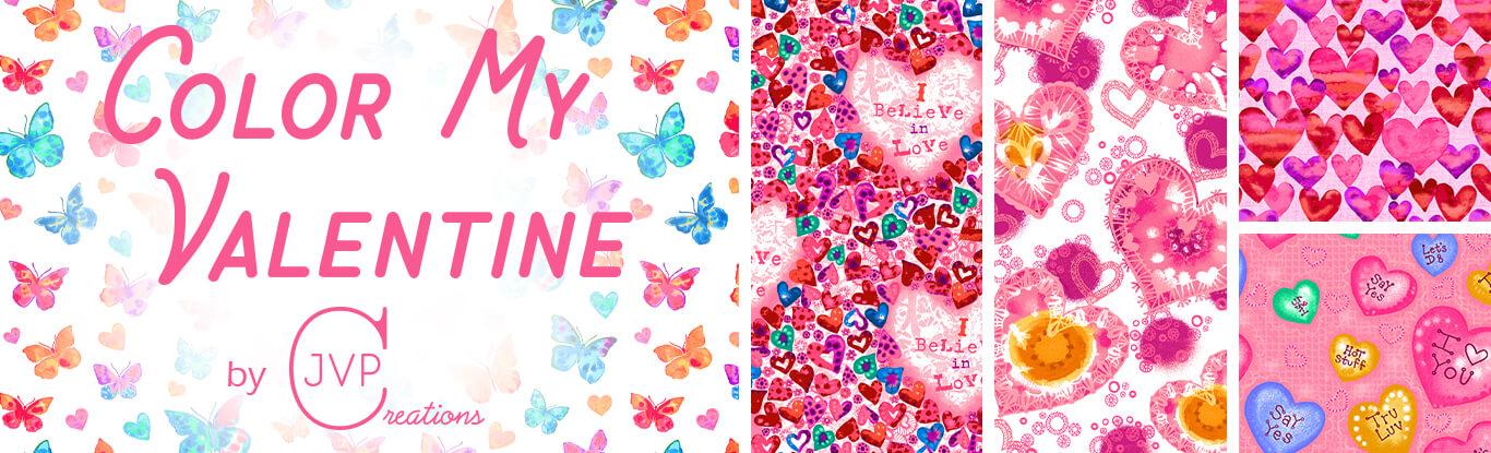 color my valentine