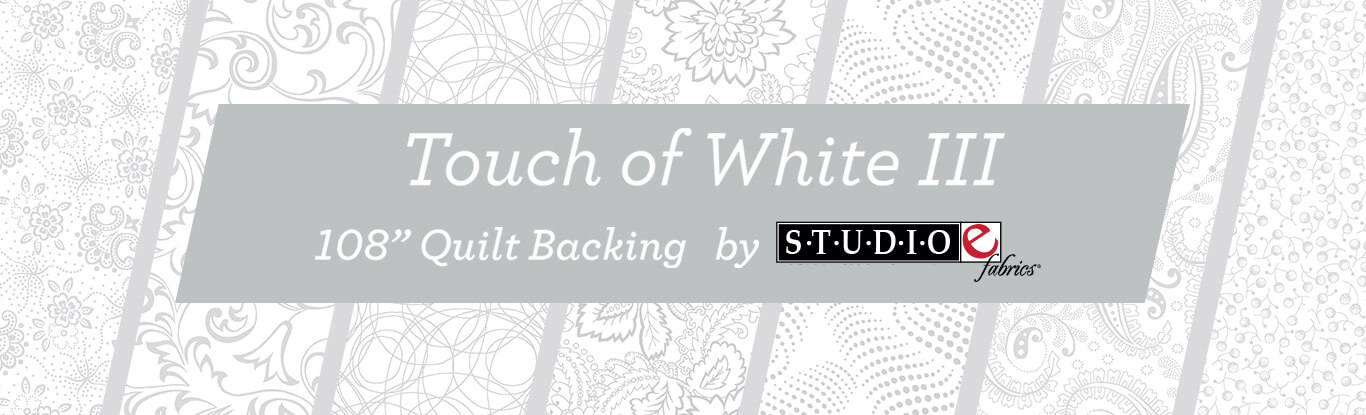 Touch of white 3